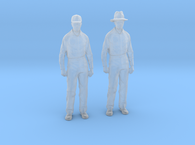 1:64 scale Fred 2 Pack in Smoothest Fine Detail Plastic