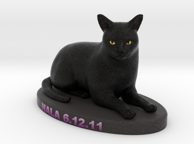 Custom Cat Figurine - Nala