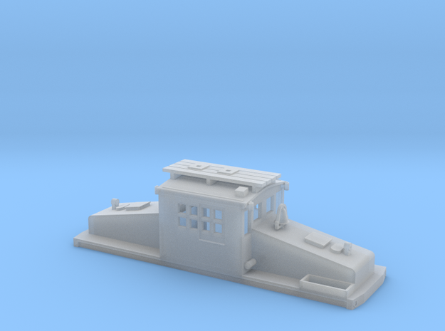 CNSM Electric loco 452 3d printed
