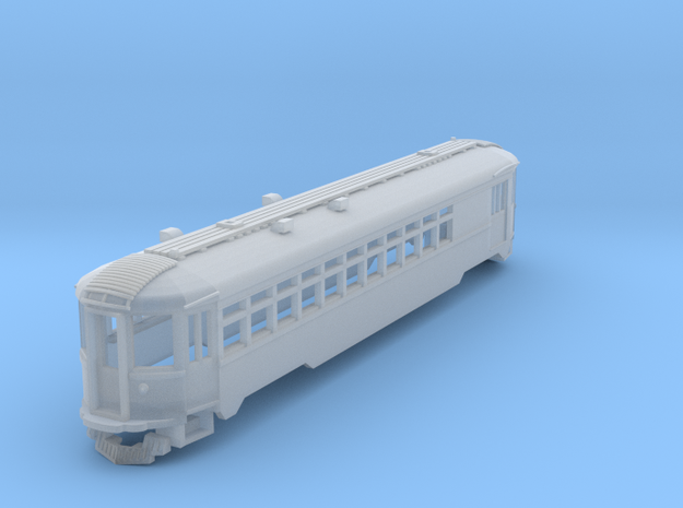 CNSM 251 Silverliner Combine 3d printed