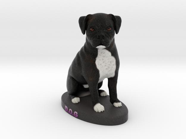 Custom Dog Figurine - Dog