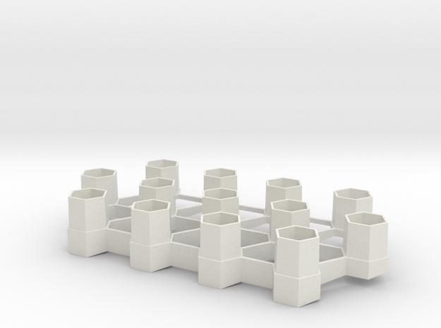 MarkerHolder in White Strong & Flexible