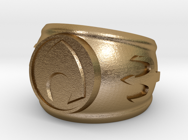 Aquaman Ring size 8
