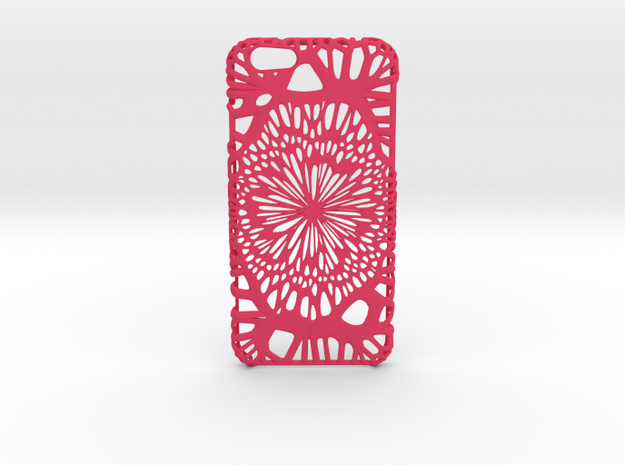 iPhone6 Case Vision (Extreme Voronoi Edition)
