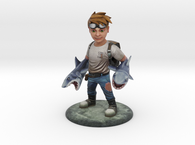 Sharks for Arms Hero Boy