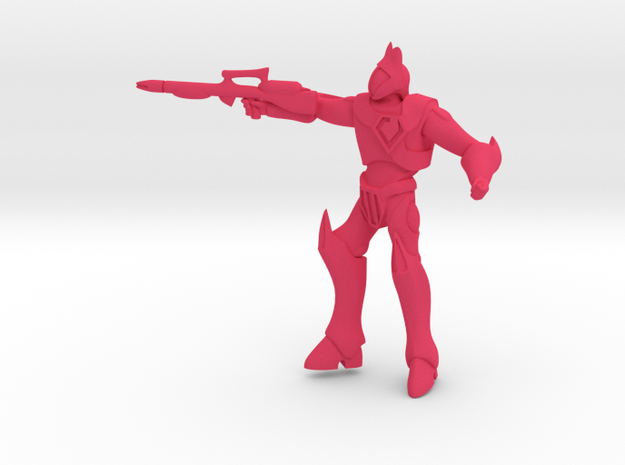 Zen Point1 3d printed