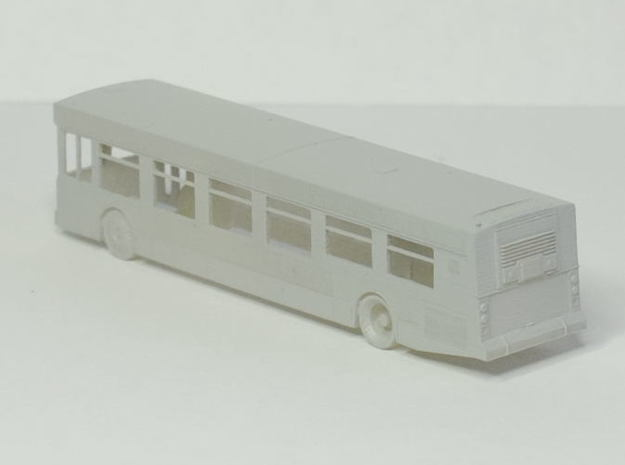 NFI D40LF CTA 1000 series 3d printed Primed with Tamiya grey.