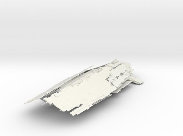 Wildwolf A in White Natural Versatile Plastic