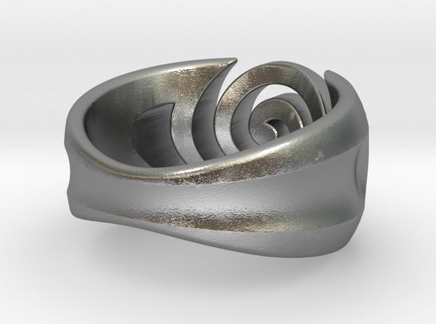 Spiral ring - Size 6