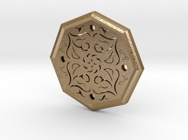 Octagon Rune Amulet