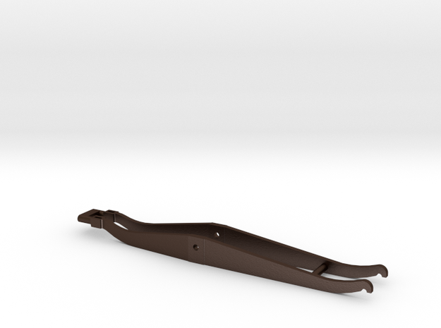 No. 23 Rear Equal Beam 2 Up REV2 .625 in Matte Bronze Steel