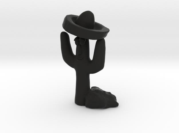 Cinqo de Mayo Cactus 3d printed