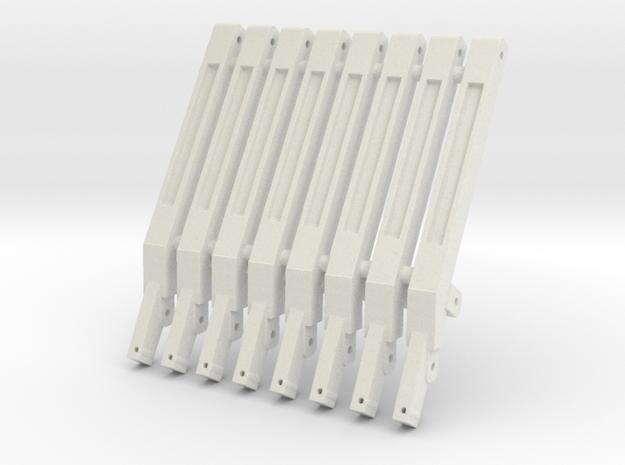 Beesweeps69 in White Natural Versatile Plastic