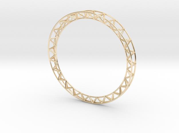 Intricate Framework Bracelet