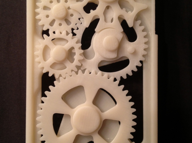 iPhone 4/4S Gear Case 3d printed