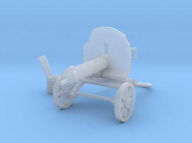1/24 Maxim 1910 machine gun