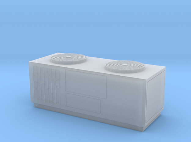 HVAC3 O in Smooth Fine Detail Plastic