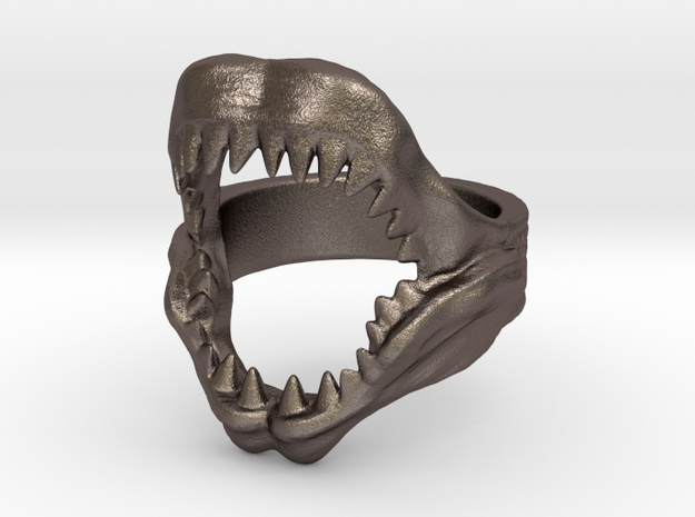 Shark Jaws Ring ( size 11 1/2 )