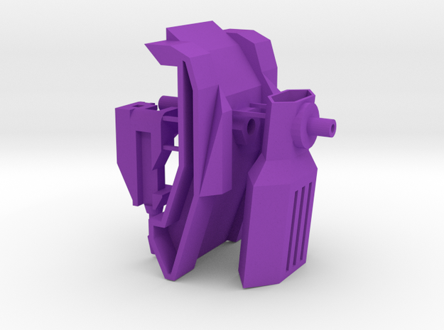 Balor - Add on in Purple Processed Versatile Plastic