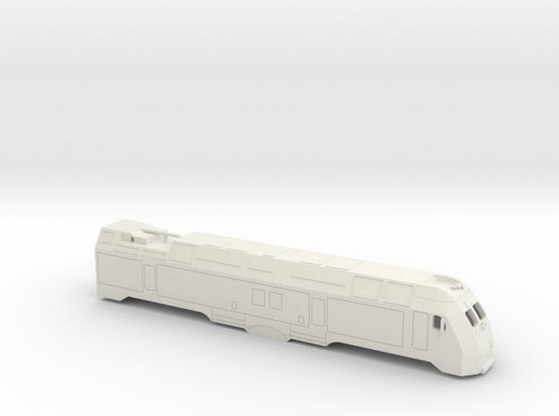 ALP-45DP Locomotive N Scale in White Natural Versatile Plastic