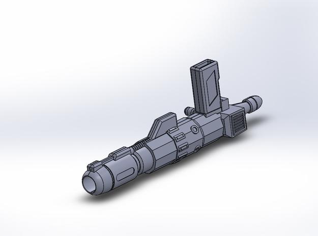 BB-01 Gun 3d printed