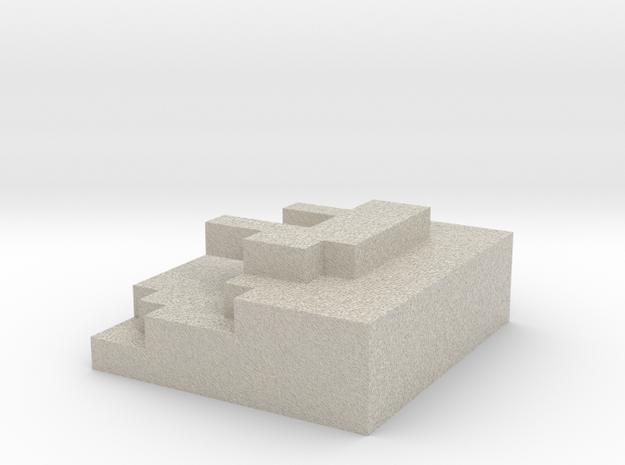 Test 1.wrl in Sandstone