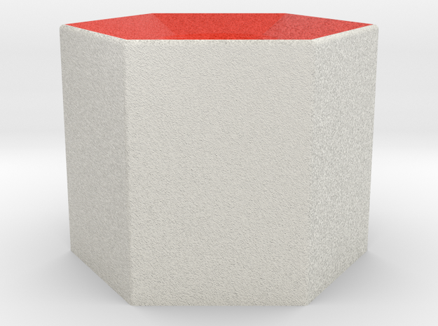 LuminOrb 2.1 - Column Stand in Full Color Sandstone