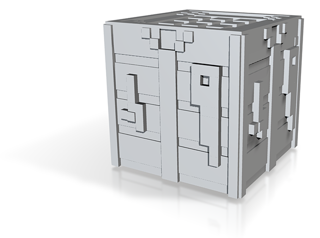 Shapeways Craft Crafting Table 60mm Model 3d printed