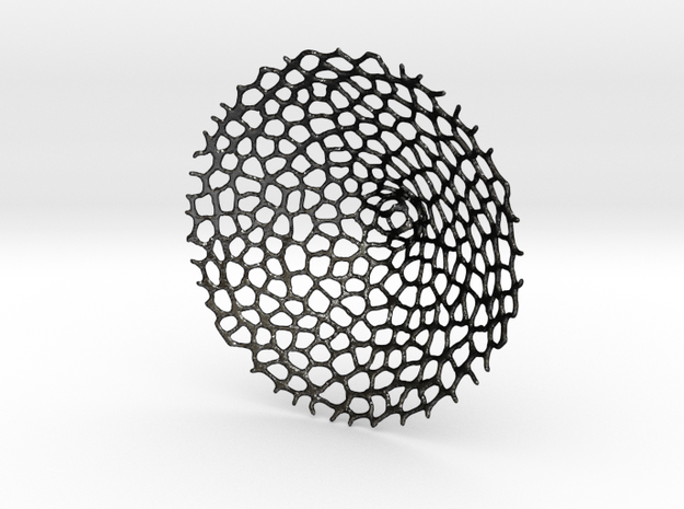 Cone Stainless Steel 75mm 3d printed