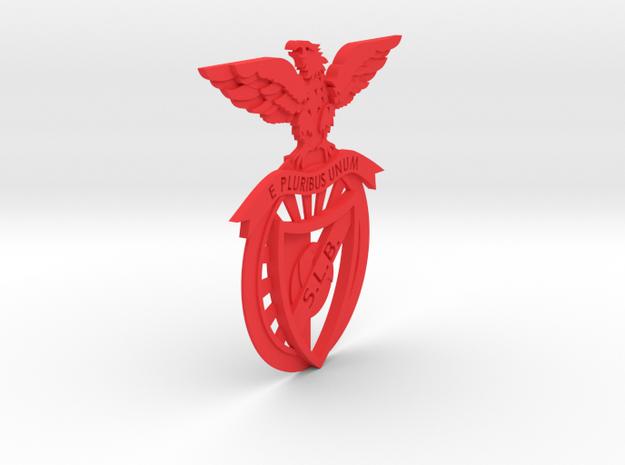 Logo Aguia - Benfica SLB 3d printed