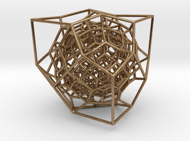 Inversion of Diamond Lattice 2 3d printed