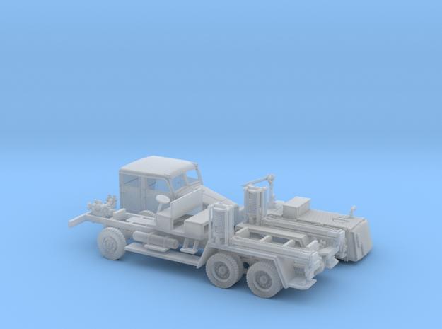 LKW IFA G5 Tanklöschfahrzeug Spur TT 1:120 3d printed
