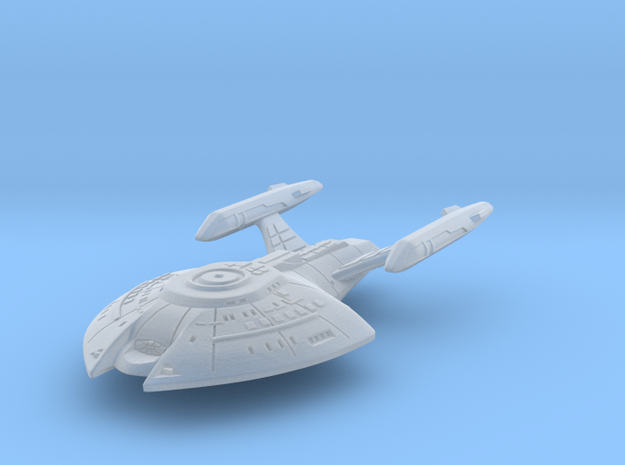 SF Light Science Vessel 1:5000 in Smooth Fine Detail Plastic