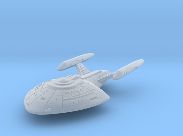 SF Light Science Vessel Mk2 1:7000 in Smooth Fine Detail Plastic