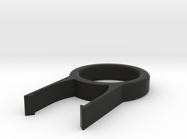 Cherry MX Keycap Puller in Black Natural Versatile Plastic