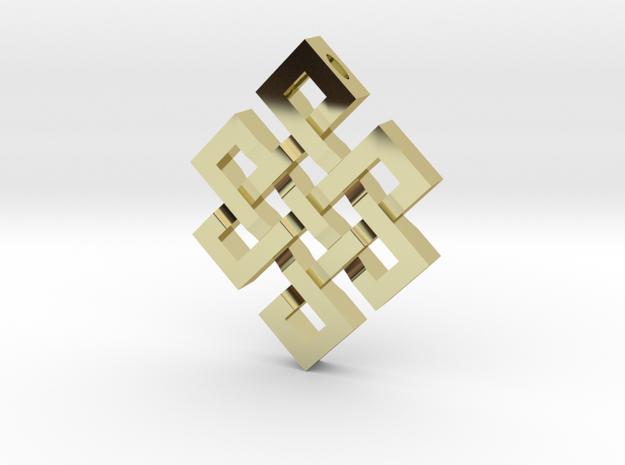Eternal Knot Pendant