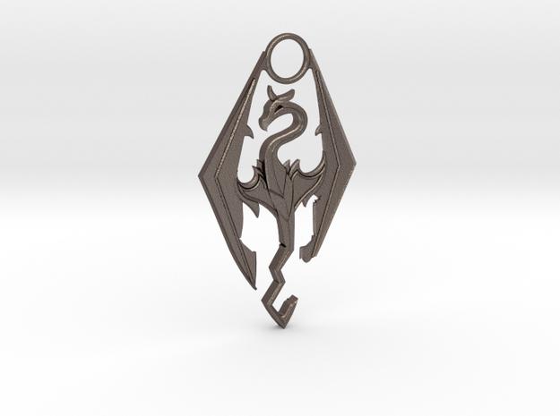 TES - Dragon Pendant