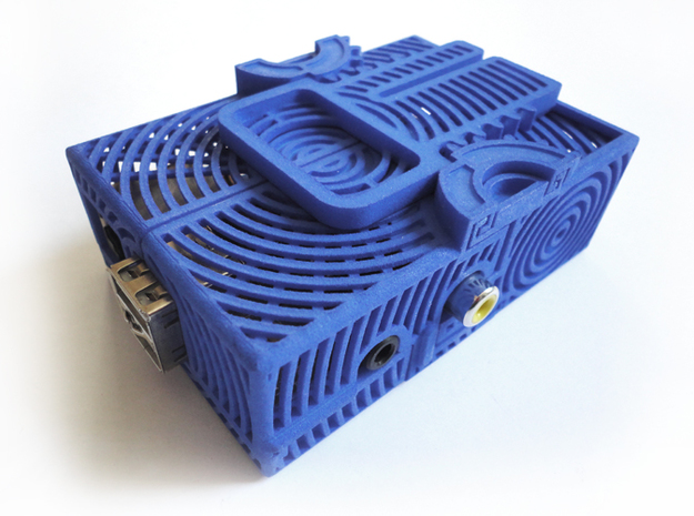 ButterPi Case 3d printed