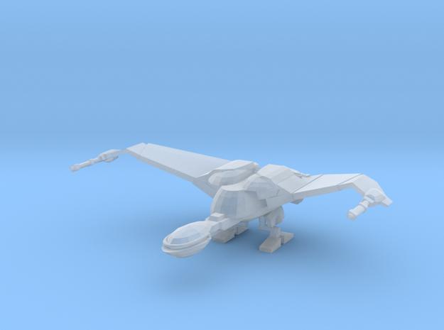 1/2500 BoP Scoutship (wings up - landing)