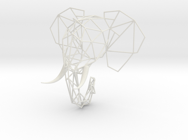 Wired Life Elephant Small 1:12 3d printed
