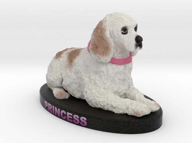 Custom Dog Figurine - Princess