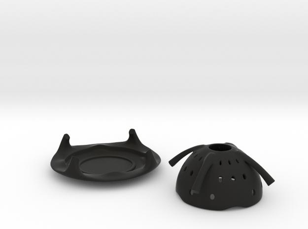 Saucer TeaLight 3d printed