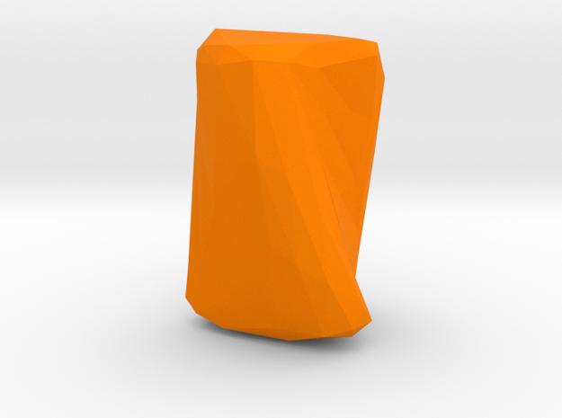 """Crumpled Paper"" Vase 3d printed"