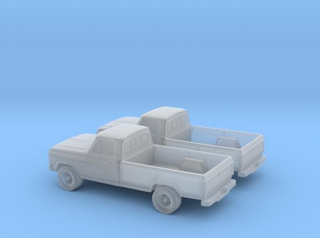 1/160 2X 1979 Ford F-Series