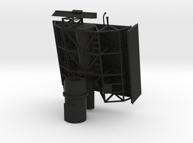 1:48 scale SPS 48B Radar in Black Natural Versatile Plastic