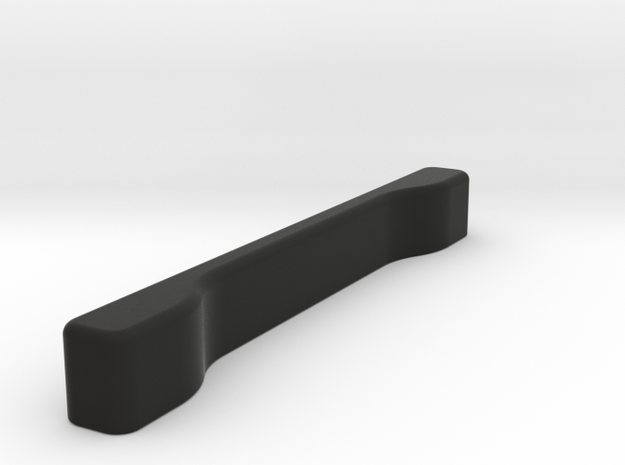 SmallHD DP7 and AC7 Sunshade Vertibrace in Black Natural Versatile Plastic