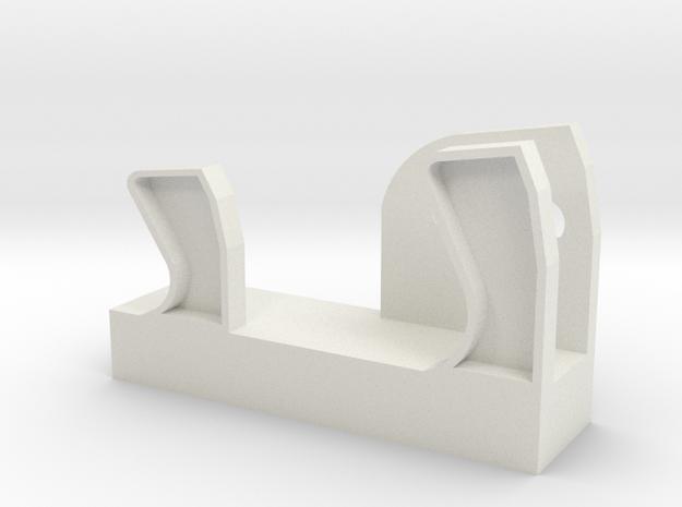 Base Sm20 Gun Bay in White Natural Versatile Plastic