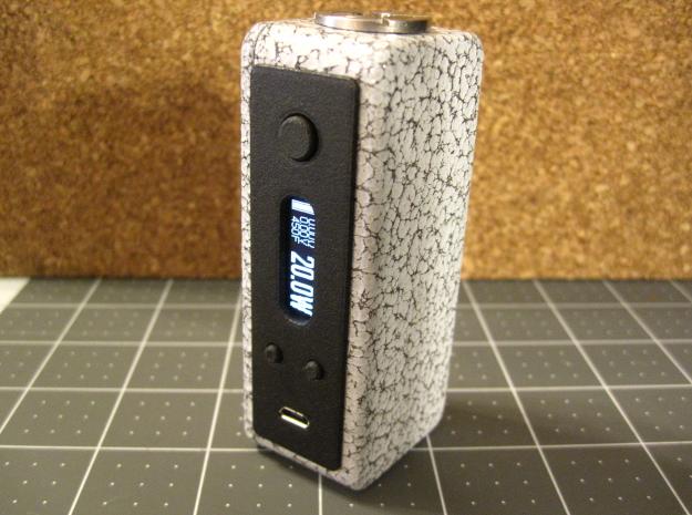DNA75 DNA200 DNA250 v1 Faceplate - no buttons in White Natural Versatile Plastic