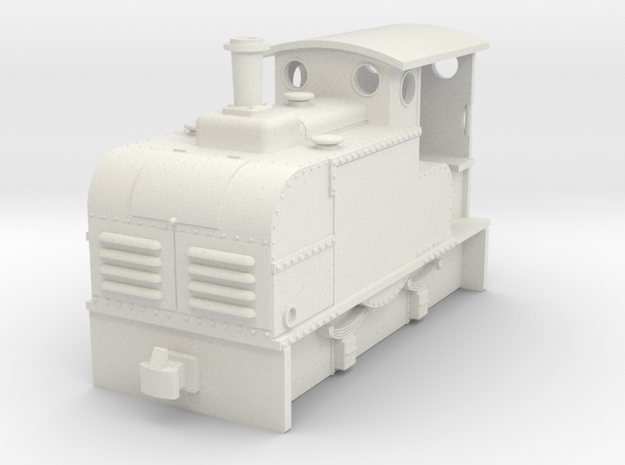 009 small Early IC loco Ruston Proctor