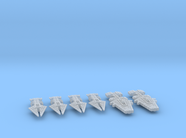 Orion (KON) Cruiser Squadron in Frosted Ultra Detail